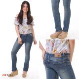 Ulasan Mengenai Ultimoshion Jeans Cutbray Jeans Wanita Bootcut 5 Warna