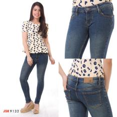 ULTIMOSHION - Size 27-42 / Celana Jeans Stretch / Skinny Jeans / Big Size / Celana Jumbo