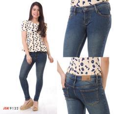ULTIMOSHION - Size 27-42 / Celana Jeans Stretch / Skinny Jeans / Big Size / Celana Jumbo