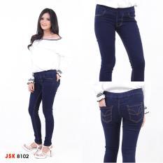 Harga Ultimoshion Size 28 38 Celana Legging Jeans Jegging Big Size Celana Skinny Jeans Paling Murah