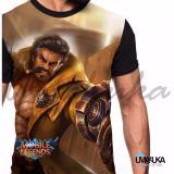 Spesifikasi Umakuka Original Kaos Pria Dewasa Full Print Mobile Legend Roger Baru