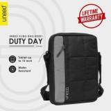 Jual Cepat Uneed Duty Day Tas Selempang Pria Universal Tas Sling Bag Pria For Tablet 10Inch Water Resistant Ub201 Grey