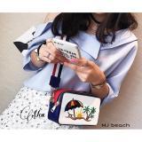 Spek Ungu Tas Selempang Dan Bahu Wanita Tas Mini Bag Tas Cewek Sling Bag Korean Style Tas Mj Indonesia