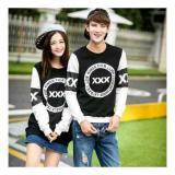 Review Pada Uc Kaos Couple Triple X Tshirt Polos Sweater Couple Cp X Sweater Polos Kaos Pria Wanita 2L Hitam D3C