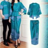 Beli Uc Couple Kebaya Pria Modern Batik Set Couple Pasangan Dilla 3In1 Batik Couple Kemeja Batik Puput Kemeja Couple Muslim Batik Berkualitas Tosca A0016 D3C Batik Asli