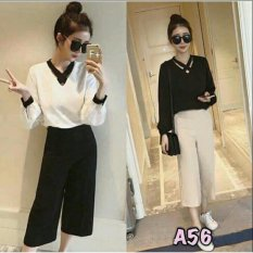 Harga Uc Blouse Wanita Lengan Panjang A22 Cantique Blouse Santai Kasual Wanita Polos Top Fashion A56 Blouse Formal Kerja Nr Hitam A0071 D3C Unicell Distro Terbaik