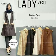 Unik Baju Atasan / Baju Muslim / Baju Wanita / Blouse Lady Vest Limited