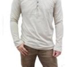 Uniqlo Button Long Sleeve - Cehdnh