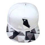 Jual Adapula Yg Dpt Mengatur Snapback Hip Hop Baseball Cap Putih Import