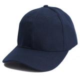 Beli Topi Baseball Unisex Warna Solid Klasik Topi Olahraga Musim Panas Kredit Indonesia