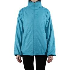 Harga Unisex Cycling Running Hiking Jacket Waterproof Windproof Mountaineering Outdoor Rain Coat L Lake Blue Intl Branded