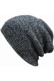 Spesifikasi Unisex Hip Hop Beanie Hat Winter Hats Cap Black Murah