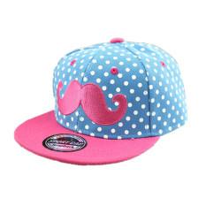 topi bisbol hip hop jenggot katun dapat disesuaikan untuk anak unisex topi anak laki-laki