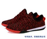 Beli Unisex Outdoor Football Sepatu Boots Spike Sepak Bola Sepatu 5988 Merah Baru