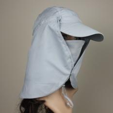 Harga Adapula Kolam Olahraga Memancing Mendaki Hat Perlindungan Sinar Uv Matahari Cap Tutup Leher Pria Wajah Lengkap