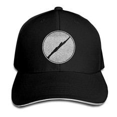 Unisex Silent Planet Cool Logo Baseball Cap - intl