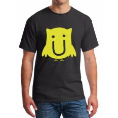 Harga Unisex T Shirt Jack U Black Original