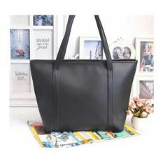 universal tas fashion wanita tote bag-candy Hitam