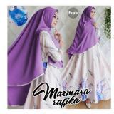Berapa Harga Up2Date Gamis Syari Maxmara Rabika Purple Di Indonesia