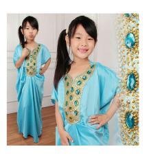 Up2Date Kaftan Erina Kid [BABY BLUE]