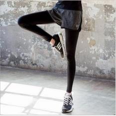 Cara Beli Ur Fast Dry Fitness Pants Yoga Pants Grey Intl