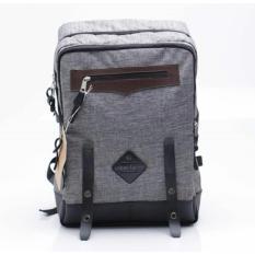 Urban Factor CROWDED STREET Tas Ransel Backpack - Grey
