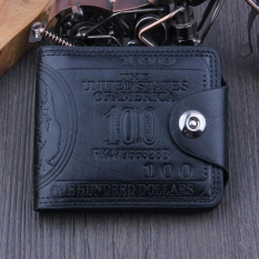 Review Toko Us Dollar Bill Wallet Brown Leather Wallet Bifold Credit Card Photo Intl Online