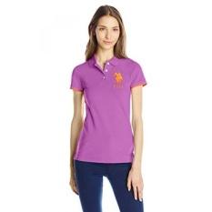 AS POLO Assn. Juniors Kontras Patch BP Shirt, Byzantium,-Intl