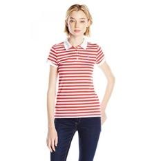AS POLO Assn. Juniors Bergaris Sporty COTTON JERSEY Polo Shirt, Lollipop, Besar-Intl