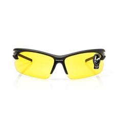 Jual Uv400 Bersepeda Eyewear Mtb Sepeda Olahraga Kacamata Perlindungan Pria Motor Sunglasses Reflective Ledakan Bukti Kacamata Kuning Intl Tap Asli