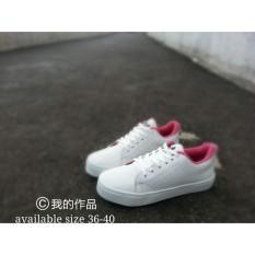 Spesifikasi Uwais Shoes Sepatu Wanita Tali Simple Paling Bagus