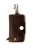 Spesifikasi Vai Leather Dompet Kunci Vk 6Db Cokelat Terbaru