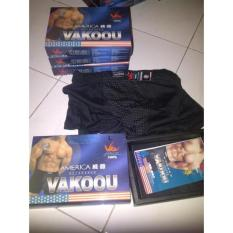 Vakoou Celana Dalam Kesehatan Pria / America Vacoou Asli Murah - Iy4ixd