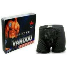 Vakoou Magnetic Underwear/Celana Dalam Kesehatan Pria - B633ba