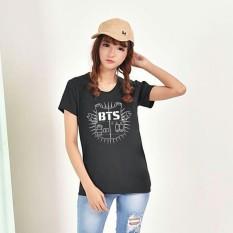 Vanessa Tumblr Tee / T-Shirt BTS POCKET / T-shirt Wanita / Kaos