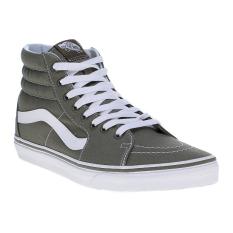Jual Cepat Vans Canvas Sk8 Hi Sneakers Grape Leaf