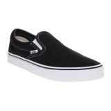 Spesifikasi Vans Classic Slip On Sneakers Hitam Dan Harga