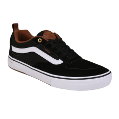 Harga Vans M Kyle Walker Pro Black White Gum Pro Skate Exclusive Collection Lengkap