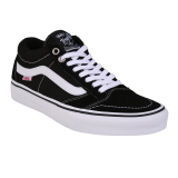 Vans M Tnt Sg Black White Pro Skate Exclusive Collection Promo Beli 1 Gratis 1