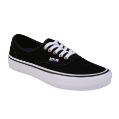 Iklan Vans Mn Authentic Pro Suede Black Pro Skate Exclusive Collection