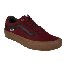 Toko Vans Mn Old Skool Pro Port Black Gum Pro Skate Exclusive Collection Murah Di Indonesia