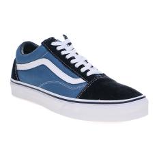 Toko Vans Old Skool Core Sneakers Navy Lengkap Di Indonesia
