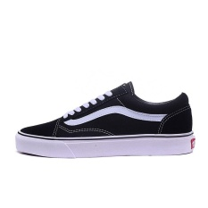 VANS OLD SKOOL Pro Unisex Street Canvas Rendah Sepatu untuk Pria dan Wanita  OS Skateboard sneakers 6c69eaa1d8