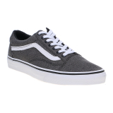 Vans Suiting Old Skool Sneakers Black True White Murah