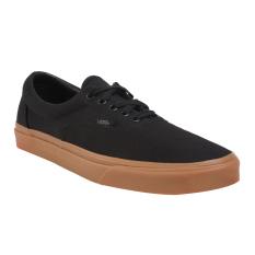 Jual Vans U Era Shoes Black Classic Gum Termurah