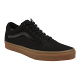 Harga Vans U Old Skool Shoes Canvas Gum Black Light Gum Online