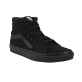 Diskon Vans U Sk8 Hi Shoes Black Black Black Vans