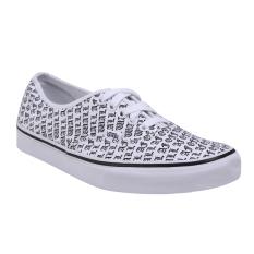 Harga Vans Ua Authentic Shoes Otw Af True White Indonesia