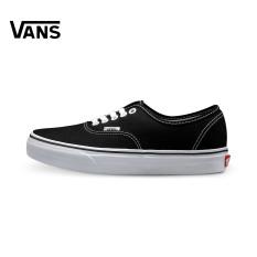 Vans Vn-0ee3blk Model Klasik Sepatu Sepatu Pria (Hitam)