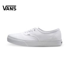 Vans vn-0ee3w00 bernapas sepatu pria sepatu (Putih)